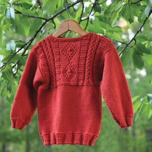 View larger image of 482 Copper Penny Child's Pullover