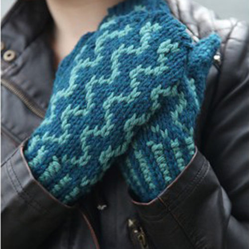 View larger image of 483 Wavy Gravy Mittens