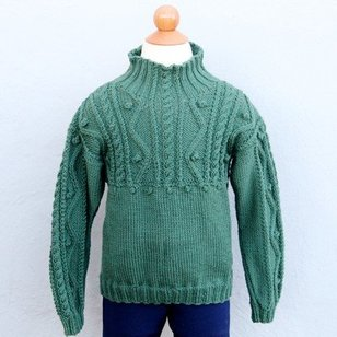 493 Child's Forest Pullover PDF