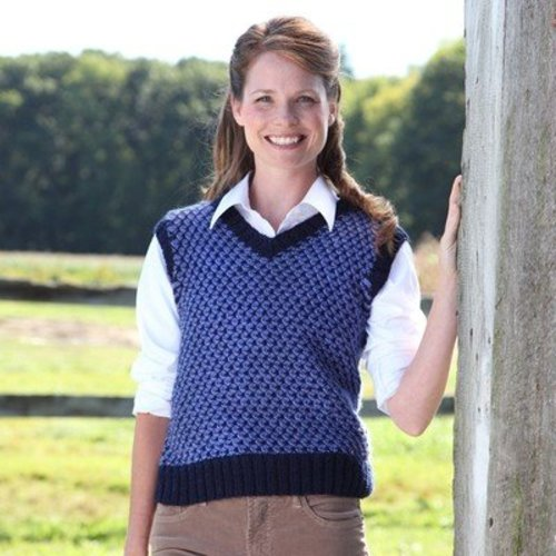 View larger image of 499 Thorn Tweed Vest