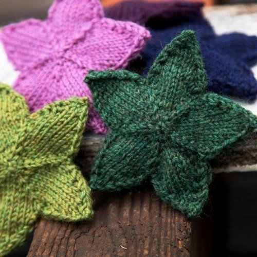 View larger image of 509 Knit Stars (Free)