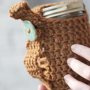 511 Jar, Bottle, or Can Cozy (Free)