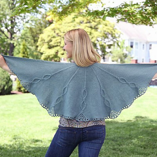 View larger image of 547 Chandelier Shawl
