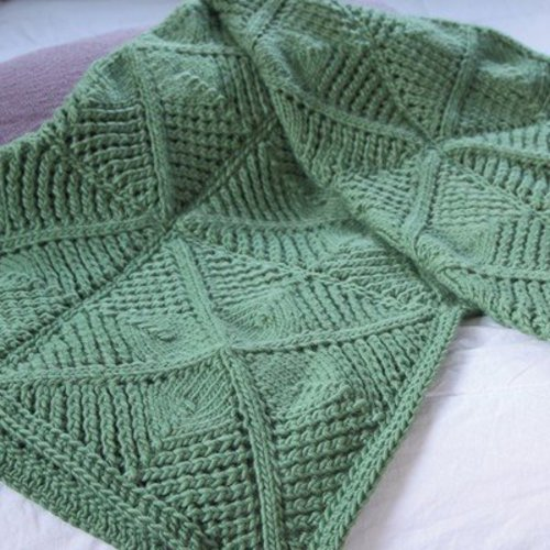 View larger image of 566 Mitchella Blanket