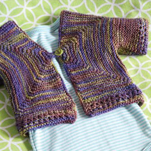View larger image of 569 Baby Steps Cardigan