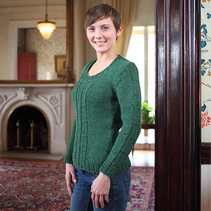 608 Bamboo Pullover