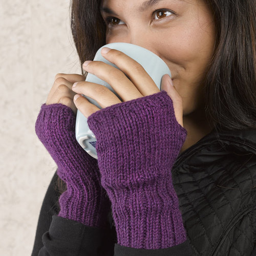 View larger image of 612 Essential Fingerless Gloves