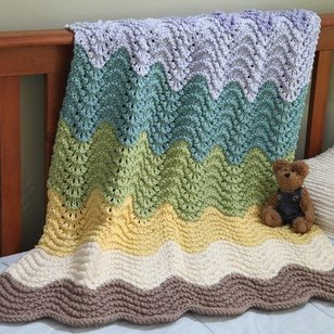 625 Welcome Home Blanket