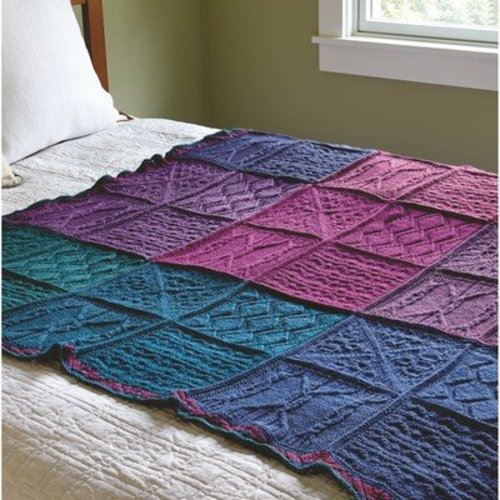 View larger image of 643 Mystery Knit-A-Long Blanket (Free)