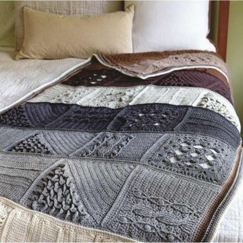 View larger image of 644 Mystery Crochet-A-Long Blanket (Free)