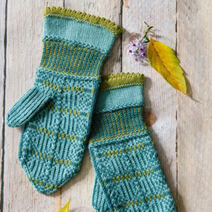 680 Sixth Button Mittens