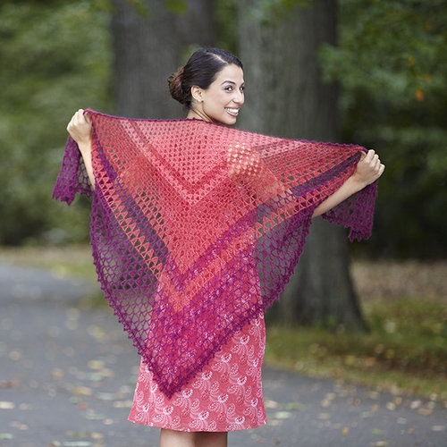 View larger image of 750 Sidonie Shawl