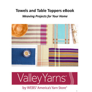 Towels and Table Toppers eBook