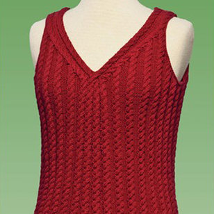 177 Cable Tank Top PDF