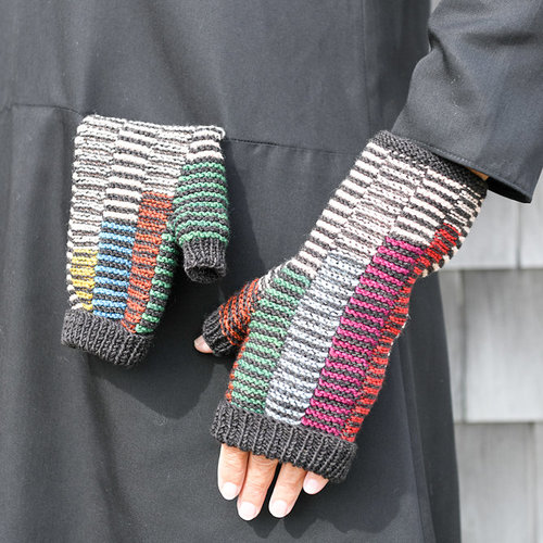 View larger image of Stepwise Mitts PDF