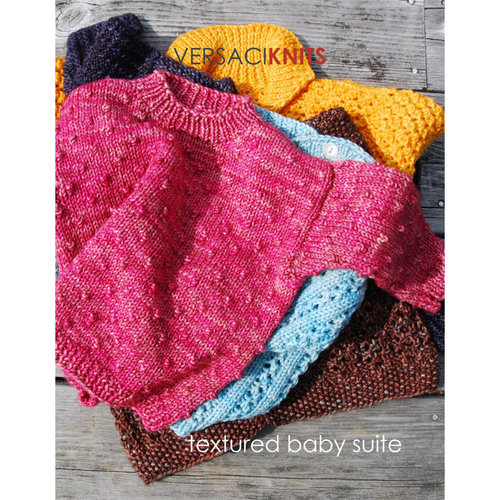View larger image of Textured Baby Suite PDF