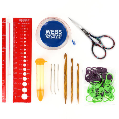 View larger image of Knit and Crochet Tool Kit