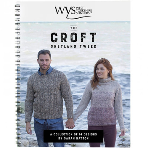 View larger image of The Croft Pattern Book