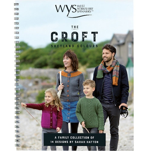 View larger image of The Croft Shetland Colours Pattern Book